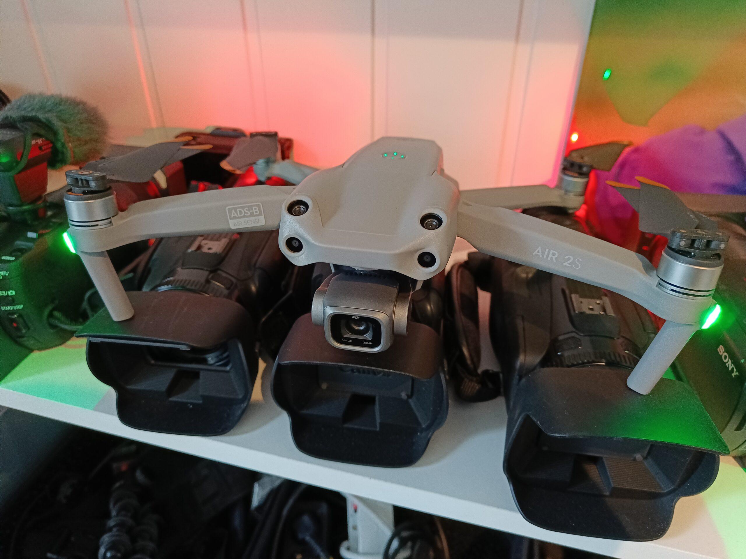Ny drone