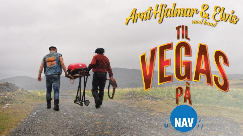 Til Vegas på NAV